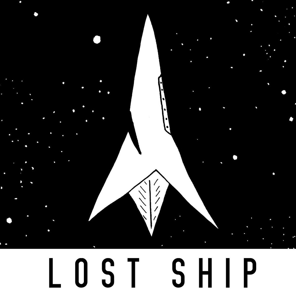 Lost Ship Cover